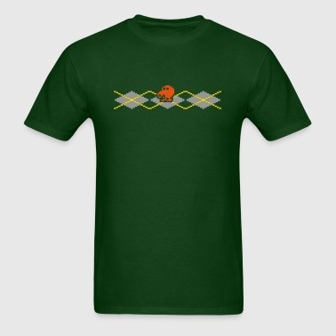 Q*Plaid - Men's T-Shirt