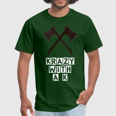 Krazy with a K - Men's T-Shirt