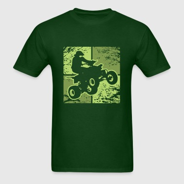ATV Quad Racing - Men's T-Shirt