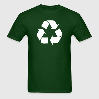 recycling - Men's T-Shirt
