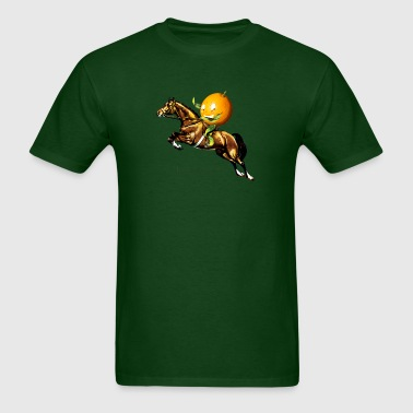 The Orange Ranger - Men's T-Shirt