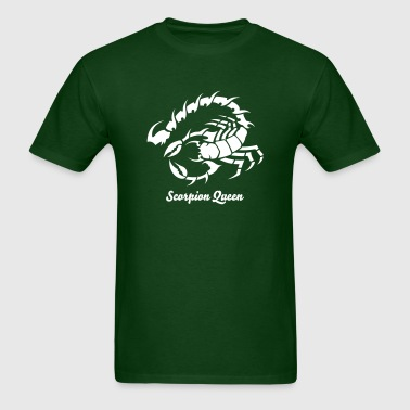 Scorpion Tribal Tattoo 5 - Men's T-Shirt