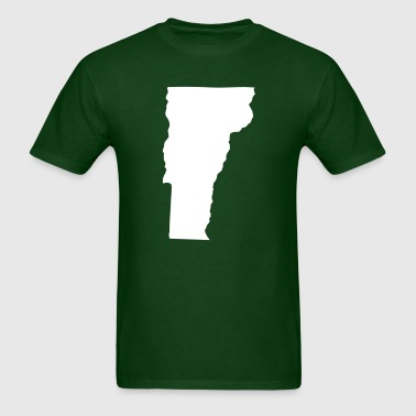 State of Vermont solid - Men's T-Shirt