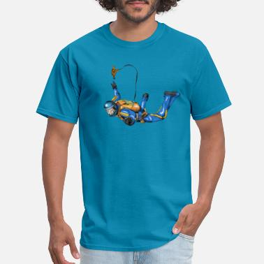 skydiver - Men's T-Shirt