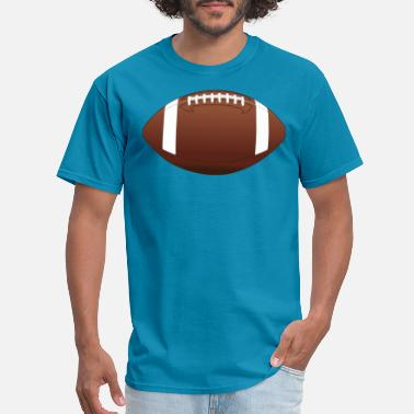 Rugby Football american football rugby - Men's T-Shirt