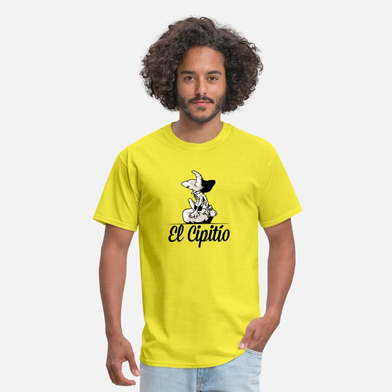 Cipitio Mens T Shirt Spreadshirt