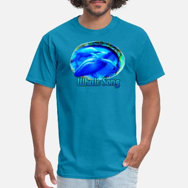 Whale Song whale song - Men's T-Shirt