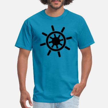 Rudder Rudder - Men's T-Shirt