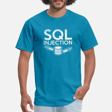 Source SQL Injection For Database Administrators - Men's T-Shirt
