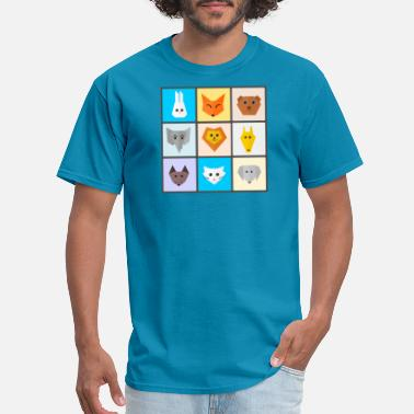We Love Animals Love animals - Men's T-Shirt