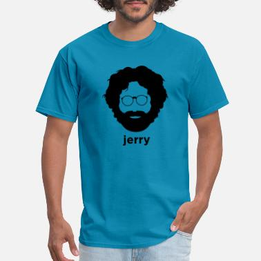 Grateful Dead Jerry Garcia [jerry-garcia] - Men's T-Shirt