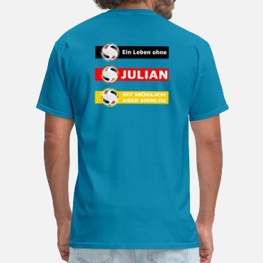 Julian Julian - Men's T-Shirt