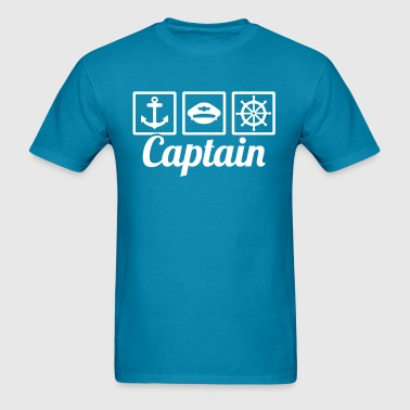 Captain - Men's T-Shirt