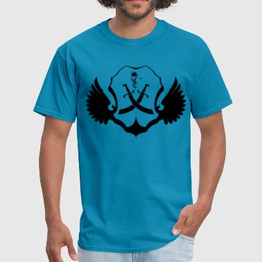 sword and skulls - Men's T-Shirt