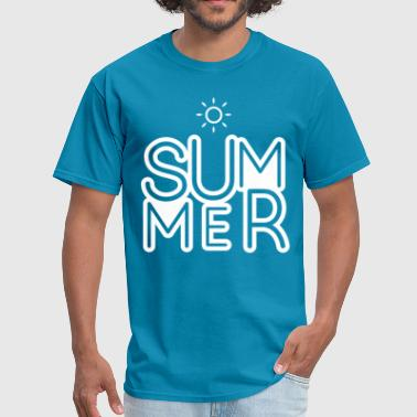 Trendy Summer Design - Men's T-Shirt