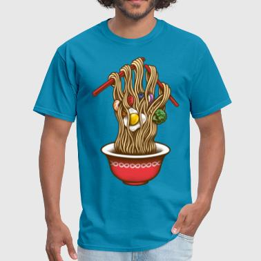 Infinity Noodles - Men's T-Shirt