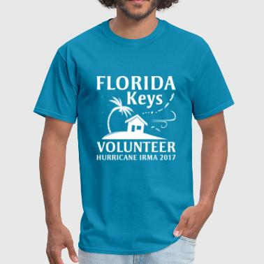 Florida Key Florida Keys Volunteer - Men's T-Shirt