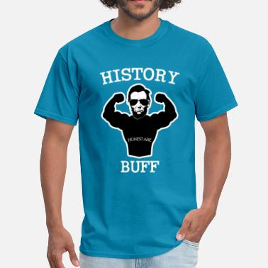 Lincoln History Buff Funny Lincoln Shirt Honest Abe - Men's T-Shirt