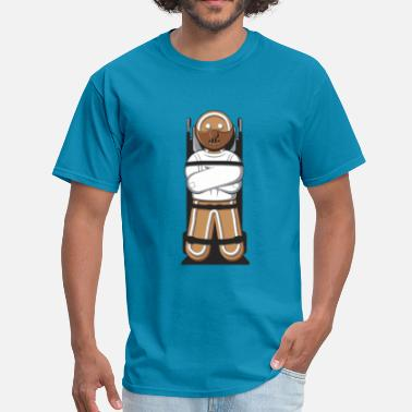 Hannibal Lecter Hannibal Lecter Gingerbread man - Men's T-Shirt