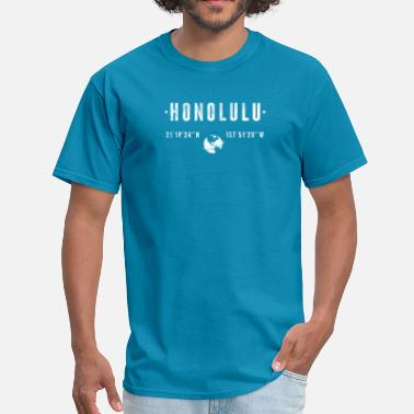 Honolulu Honolulu - Men's T-Shirt
