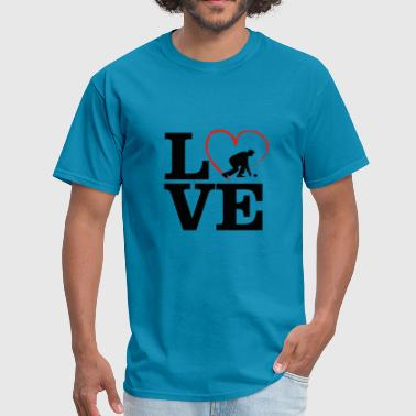 Lawn Bowls Merchandise lawnbowling design - Men's T-Shirt