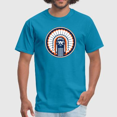 Cool Indian Chief - Men's T-Shirt