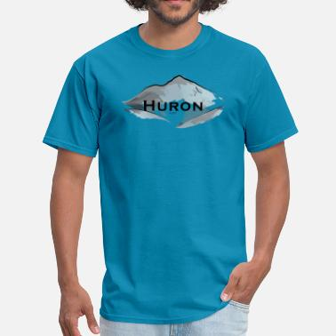 Colorado 14ers Huron Peak Womens Long Sleeve - Men's T-Shirt