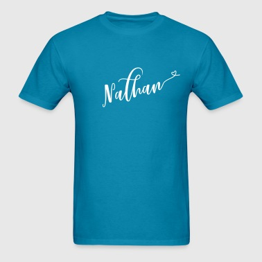 (nathan) - Men's T-Shirt