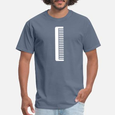 Comb Comb - Men's T-Shirt