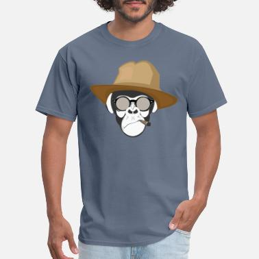 Chimpanzee SWAG CHIMP - Men's T-Shirt