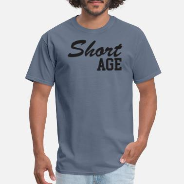 Age Of Consent Short age - Men's T-Shirt