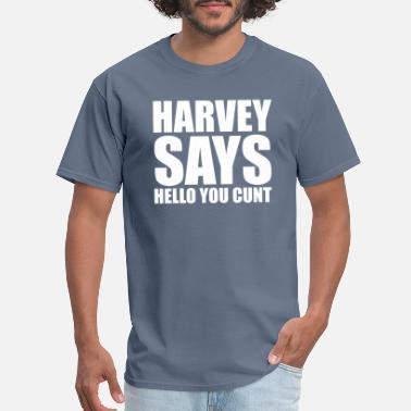 Harvey HARVEY SAYS HELLO YOU - Men's T-Shirt