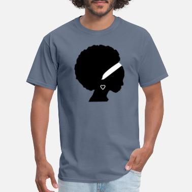 I Love Natural Hair Love My Natural Hair - Men's T-Shirt