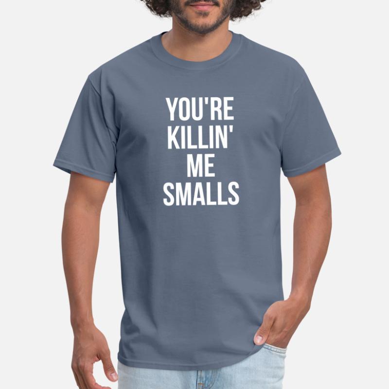 You/'re Killin Killing Me Smalls Sandlot Baseball Movie T SHIRT S-3XL MENS
