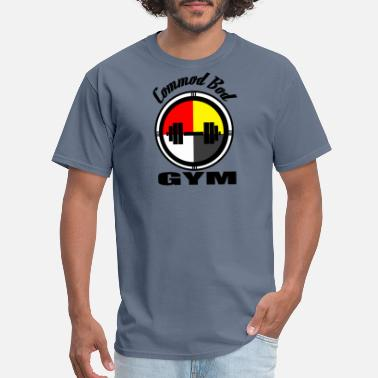 Deadly Gym Commod Bod Gym - Men's T-Shirt