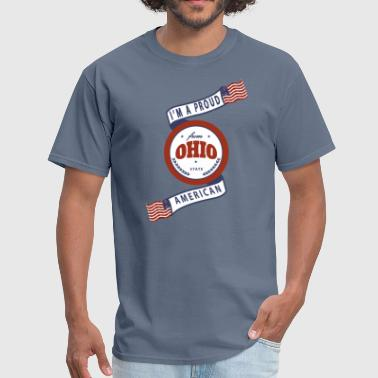 Ohio Pride Ohio - Men's T-Shirt