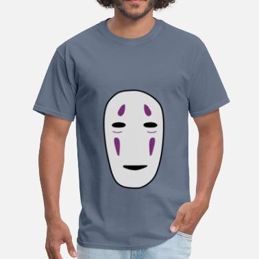 Kaonashi No-face mask KaonashiNo face mask Chihiro - Men's T-Shirt