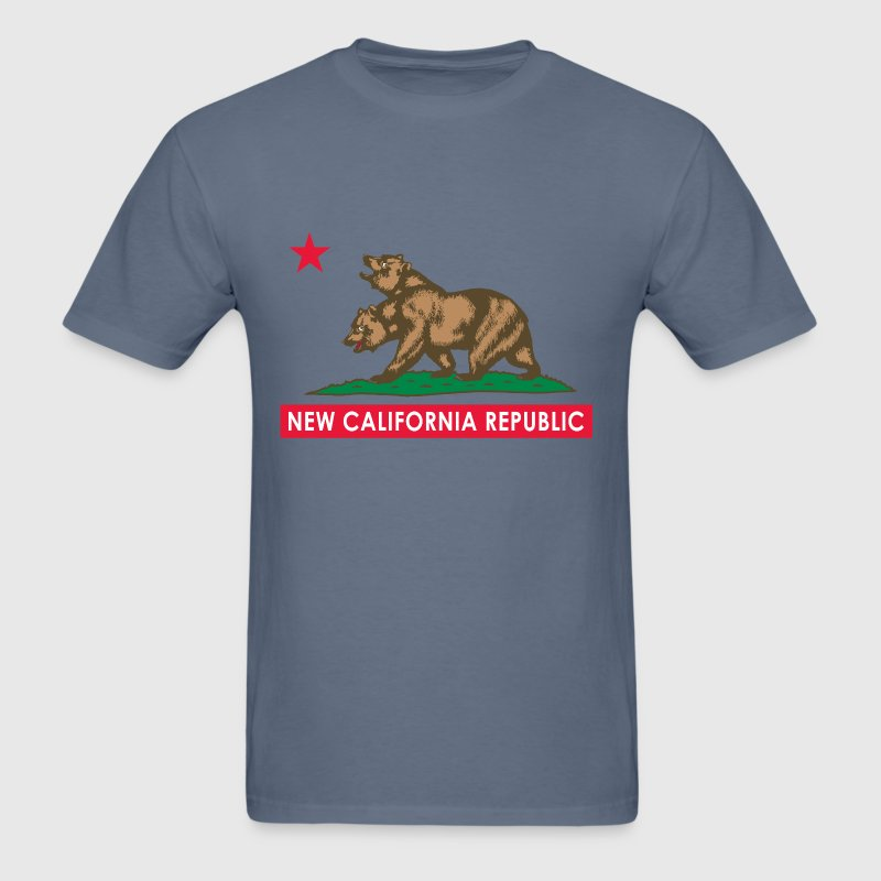 Fallout New califorFallout New california republic - Men's T-Shirt