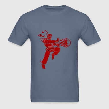 Ryu Hadoken - Men's T-Shirt