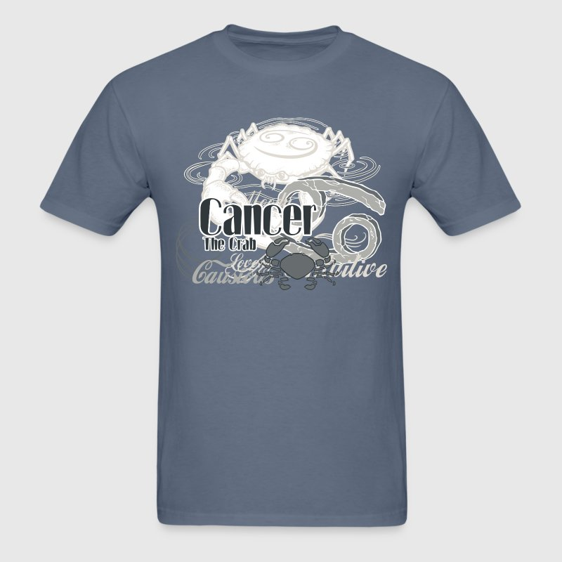 Cancer The Crab - Men's T-Shirt