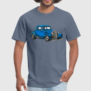 Old School Hot Rod - Men's T-Shirt