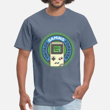 Vintage Gaming Game Boy - Vintage Gaming Forever - Men's T-Shirt