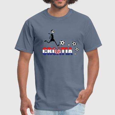 GO GO CROATIA - Men's T-Shirt