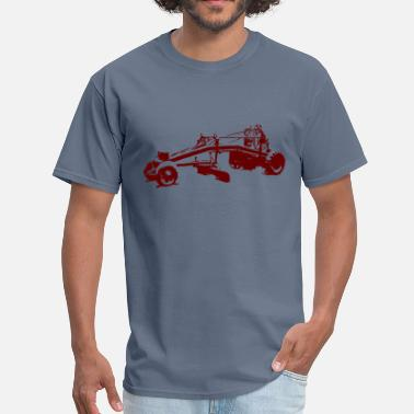 Road Construction Grader Road Construction - Men's T-Shirt