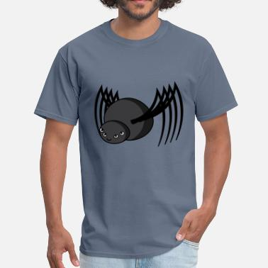 Arthropod Friendly Spider - Men's T-Shirt