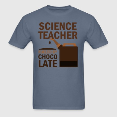 Science Teacher Funny Gift - Men's T-Shirt