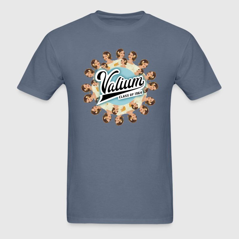 VALIUM Women's French Tee - Men's T-Shirt