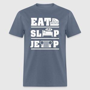 Eat, sleep, jeep by Danada   Spreadshirt