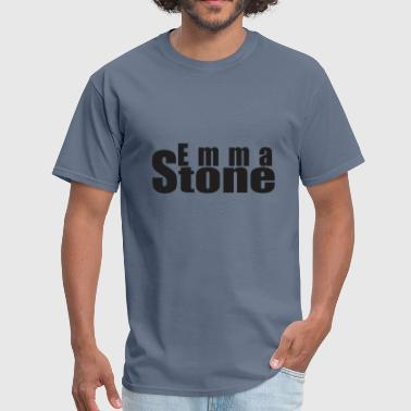 Emma Stone Black - Men's T-Shirt