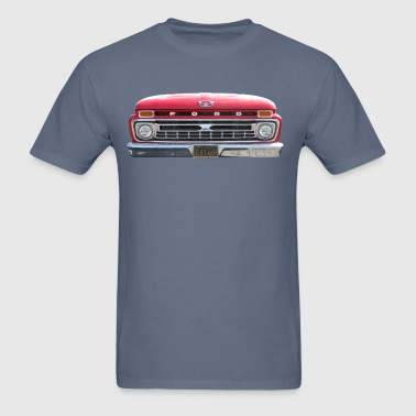 Ford F100 grille - Men's T-Shirt